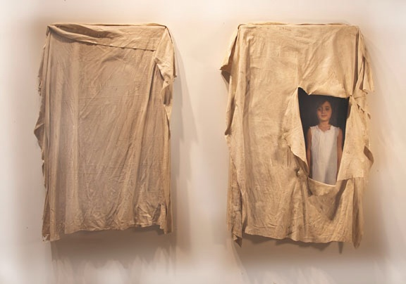 Veiled, Judith Kindler, 2011
