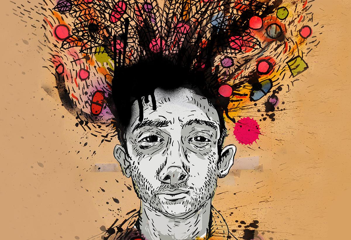 Illustrations by Abel Macias
