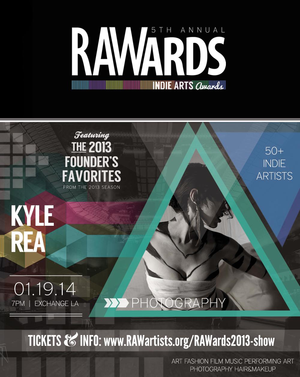 RAW Artists - RAWawards