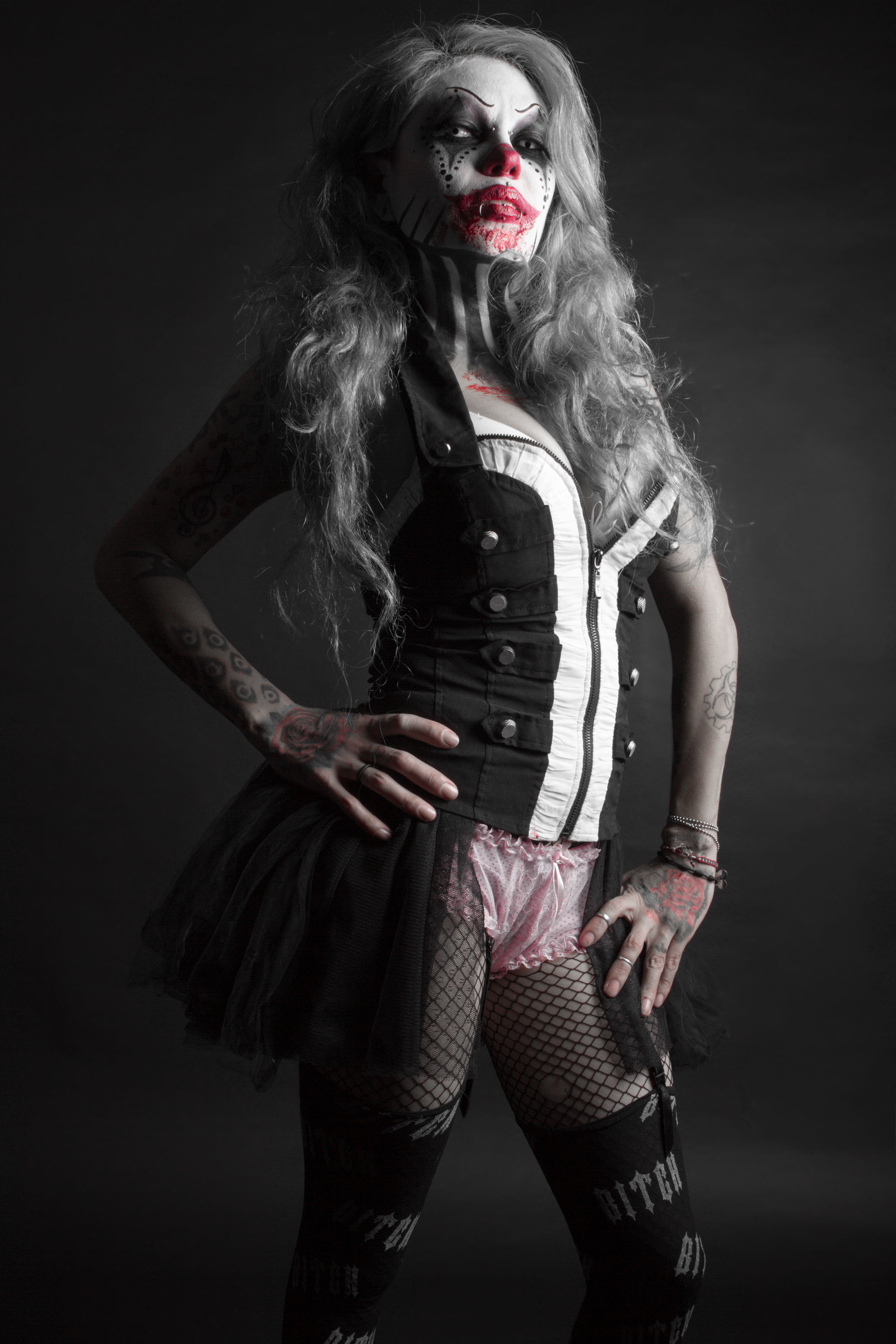 October 27, 2014 - Photo of the Week - Kyle Rea Photography - Kitty Clown.jpg