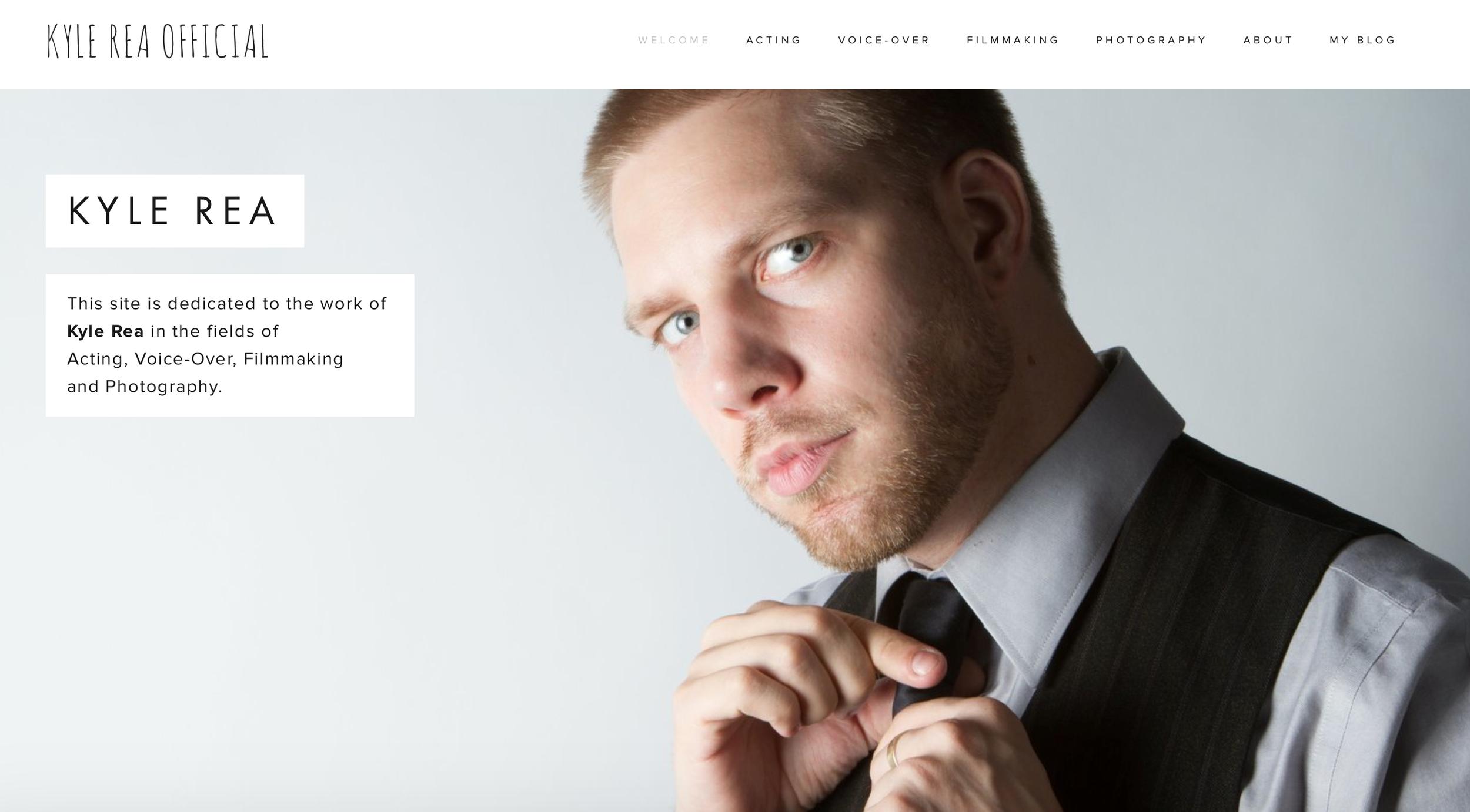 Web Designer for Artists