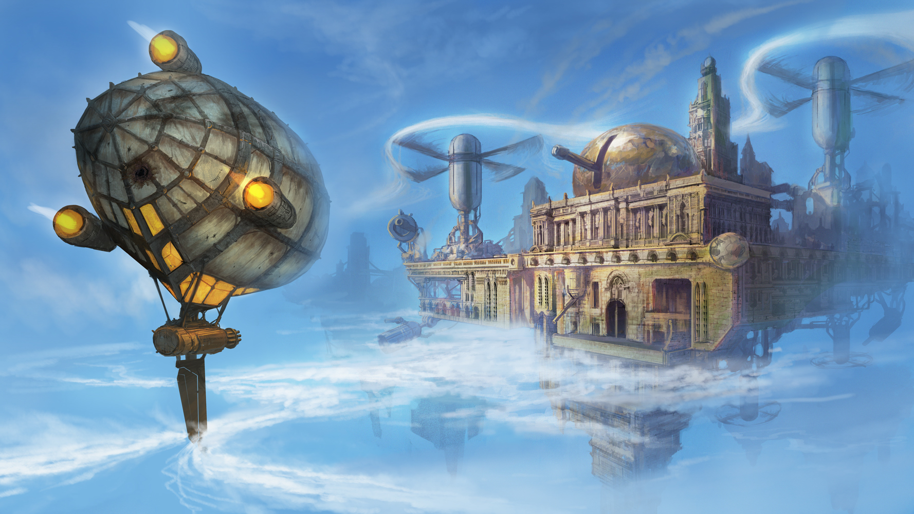 Bill Thompson - Environment Sketches - cREAtive Castle Studios 4.jpg