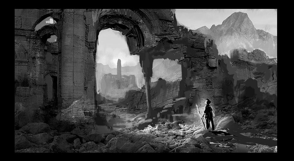Bill Thompson - Environment Sketches - cREAtive Castle Studios 5.jpg