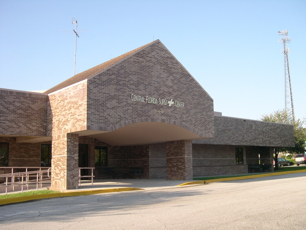 Front of surgery center.JPG