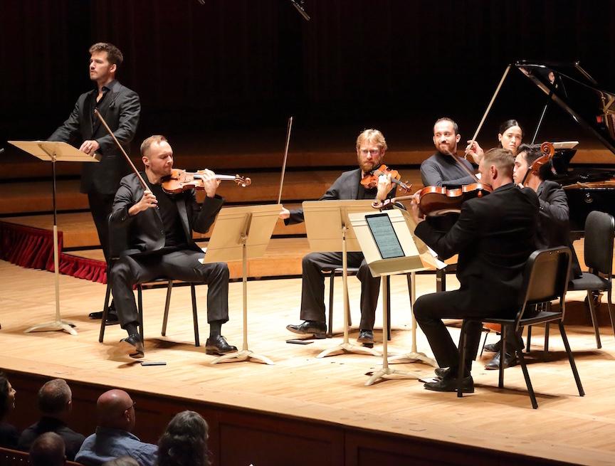 ODE TO NAPOLEON with Igor Levit and the JACK Quartet
