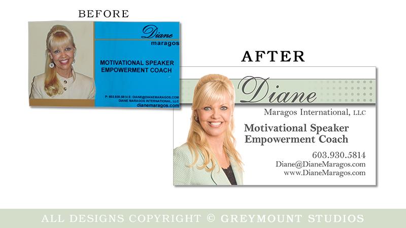 Business card design in Delmar, NY