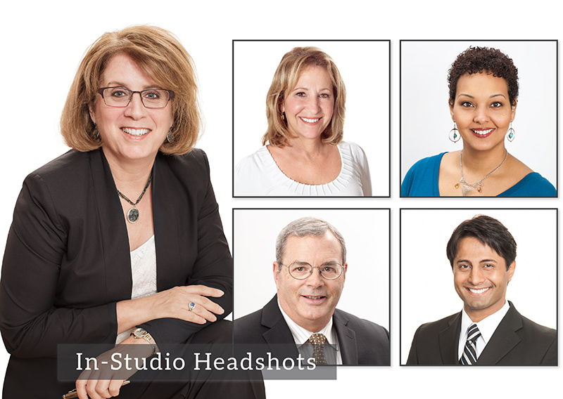 In-Studio Headshots