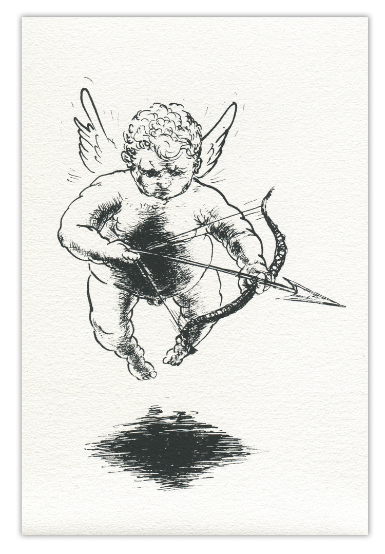 Cupid Mini-Print