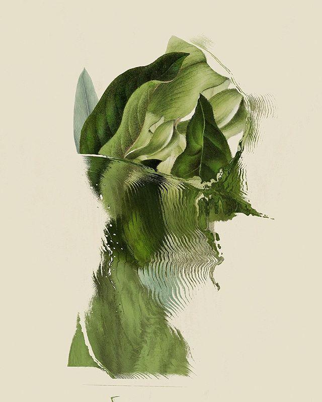 """Distorted"", a digital collage by Oteki Wojciech Kotacz. @otecki_art #CP18 is coming to Editions/Artists' Books Fair on October 24th. @eabfair  #magazine #contemporaryart #fineart #digitalcollage #print #portfolio #carrierpigeon @otecki_art"
