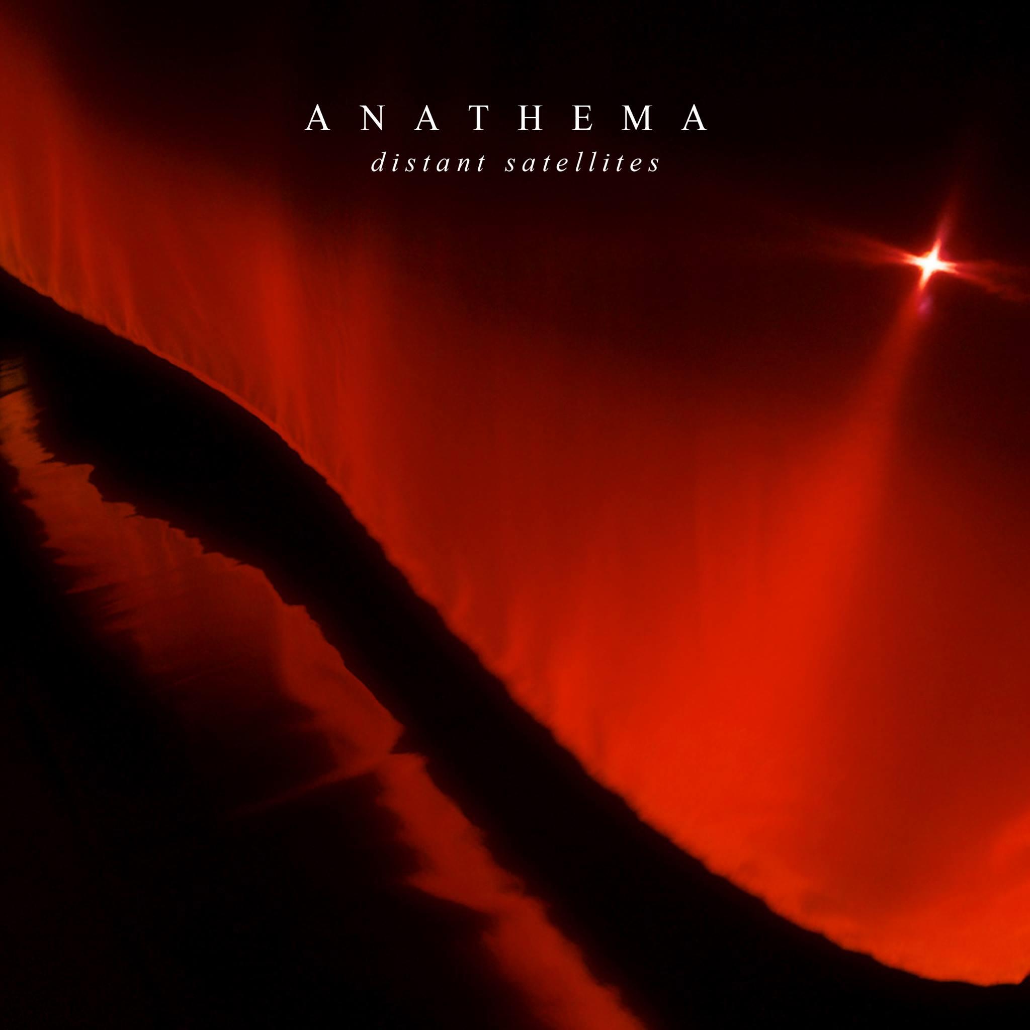 Reviews of  Anathema :   Distant Satellites  .