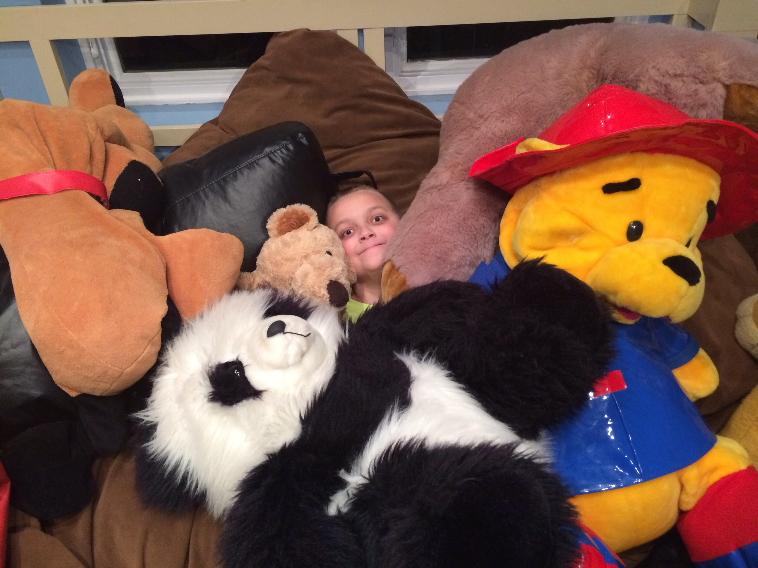 The secret room kids can discover at the Ronald McDonald House.