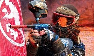 Paintball at 9am tomorrow! See you there!!