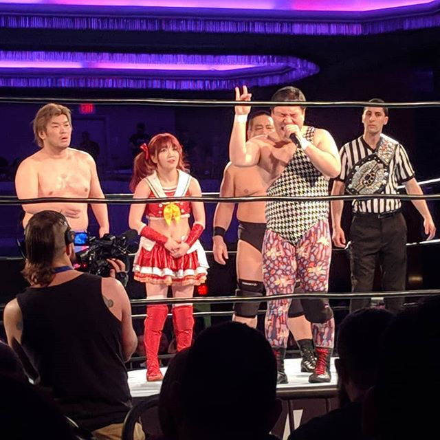 Wrestling is Fun: Show #2 Joey Ryan's Penis Party