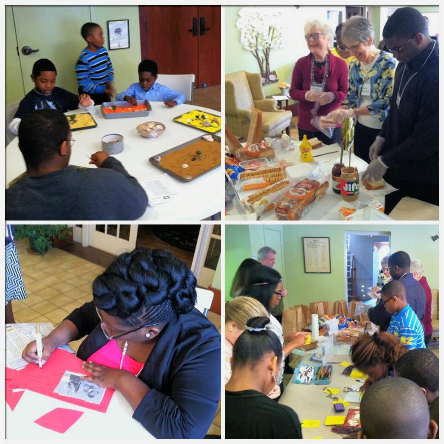 Oaklands Presbyterian Church Outreach