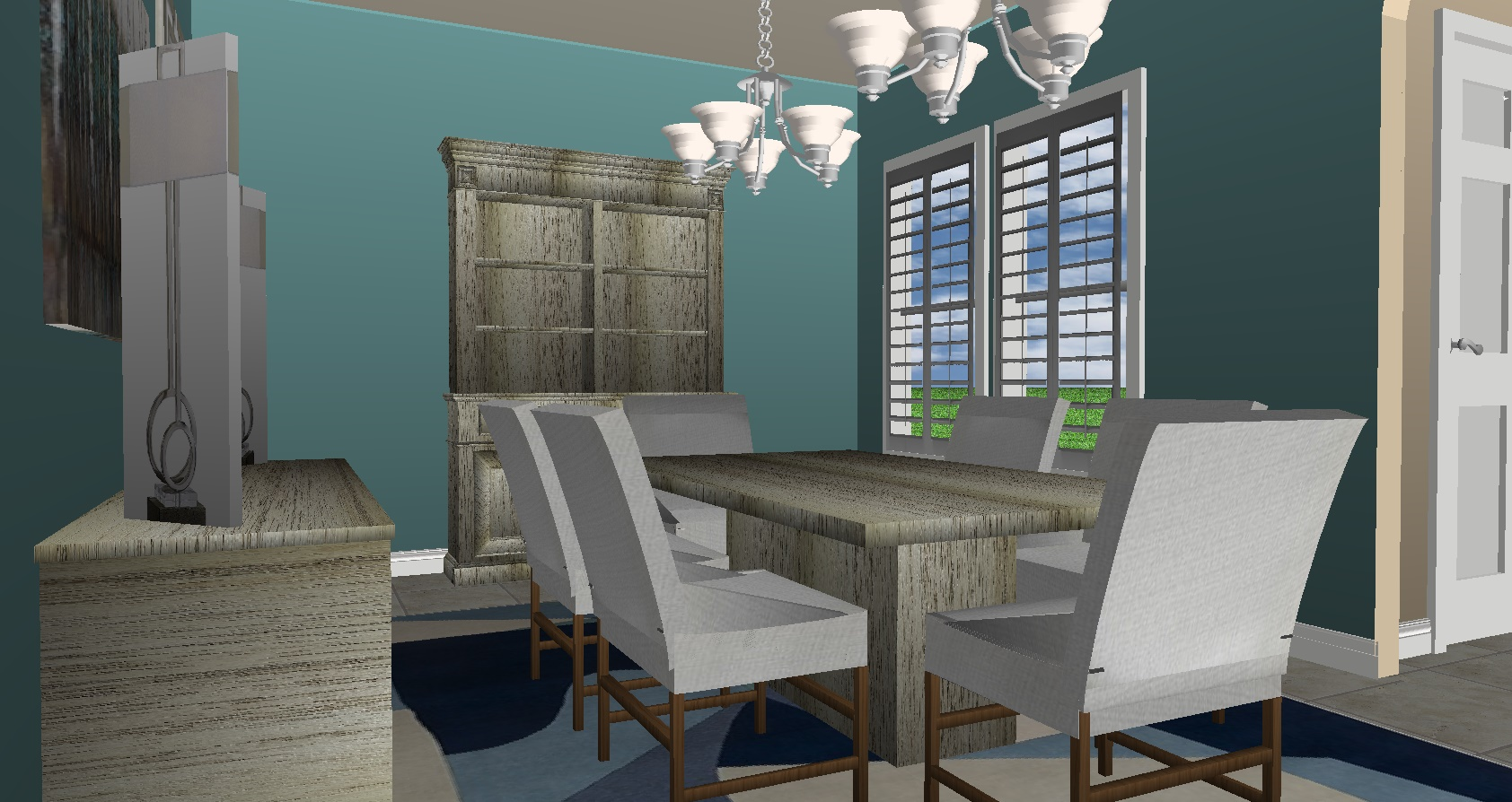 DINING ROOM - CONCEPT