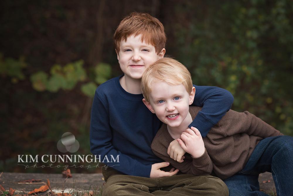 Brothers | Kim Cunningham Photography |Newnan Photographer