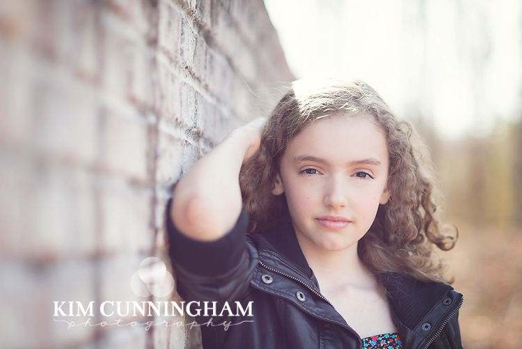 Tween Portraiture | Kim Cunningham Photography | Newnan Photographer