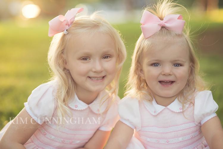 Children's Photography | Golden Hour Sessions | Newnan Photographer