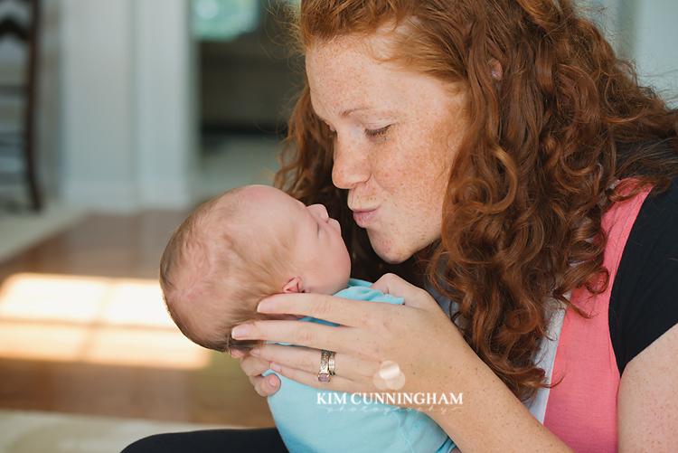 Newborn Photography | Lifestyle Photography | Kim Cunningham Photography | Newnan Photographer