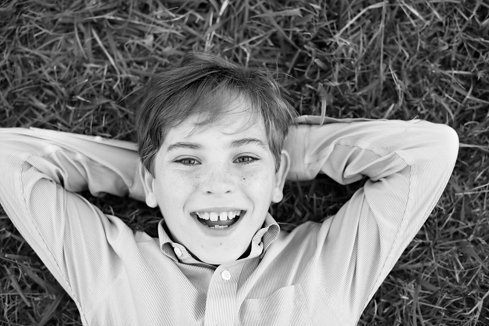 Tween Boy Portraiture