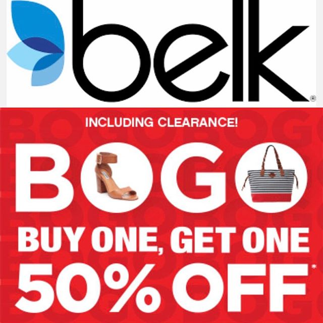 Need a jewelry update?! Check out the @belk BOGO sale. Search Surcee Jewelry on the Belk homepage. #belkstyle #bogo #handcraftedjewelry