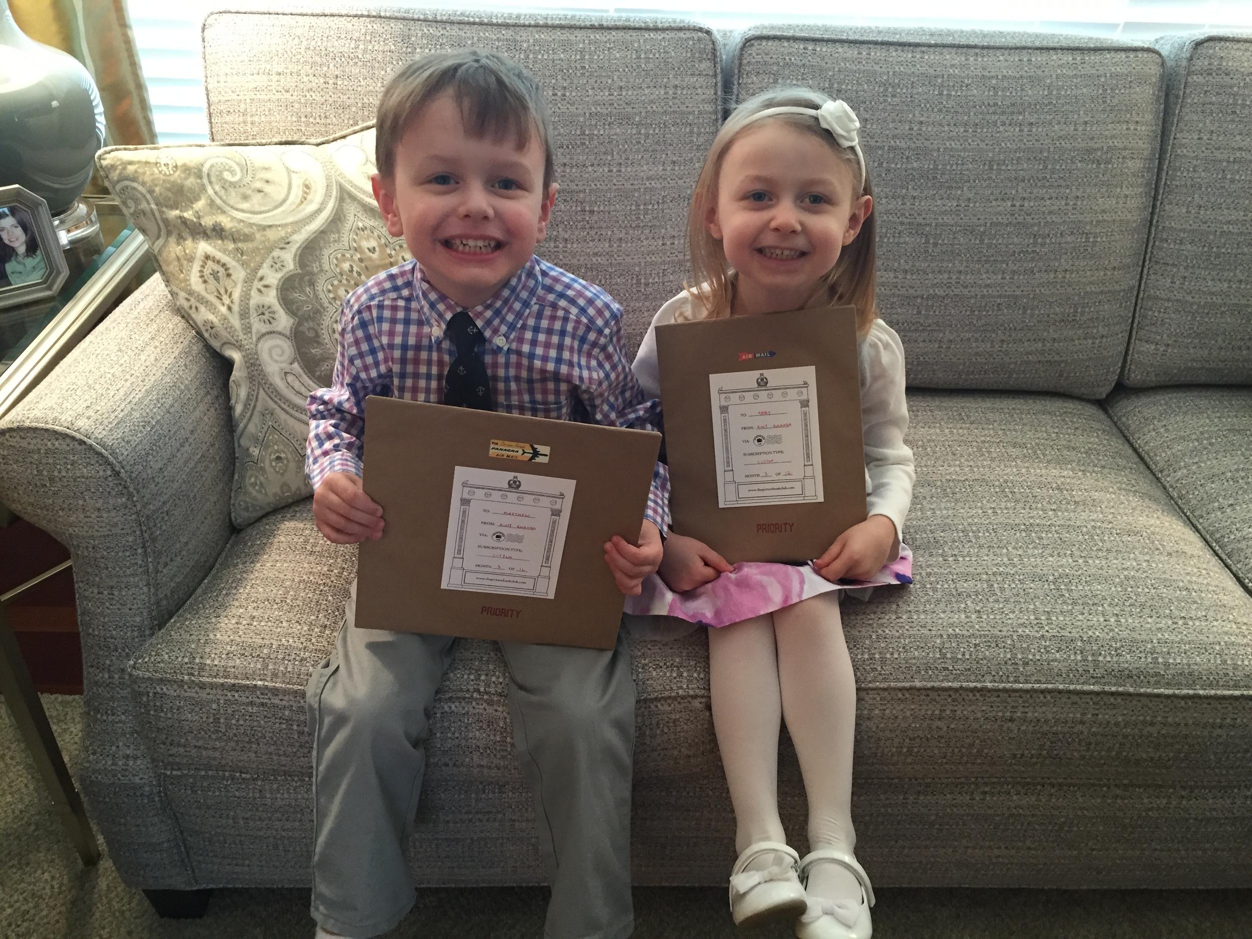 Matthew & Abby