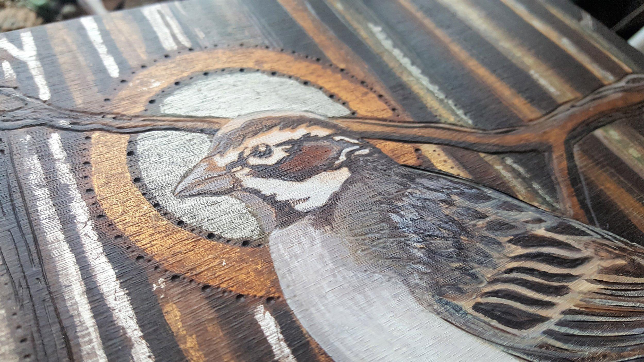 Sparrow Lark - For Sale