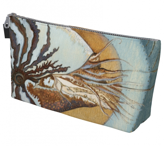 St Nautilus Makeup Bag