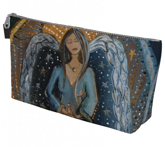 Night Angel Makeup Bag