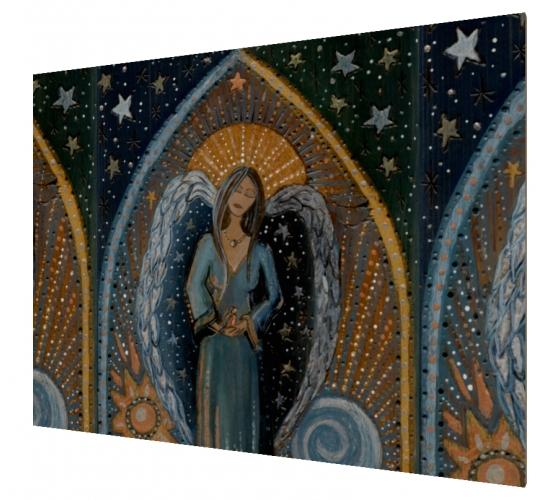 Night Angel Fine Art & Digital Print