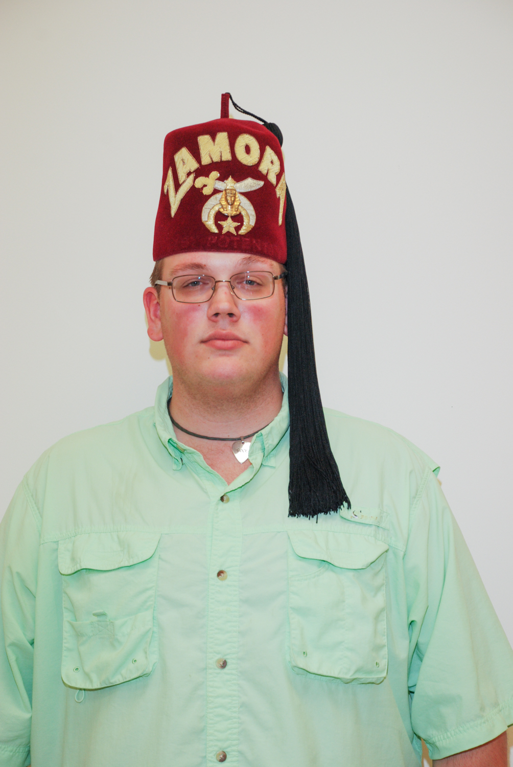 Bradley Marsh  DeMolay Since he was 16 Raised in Aug of this year at Georgian Davis  Second generation Mason