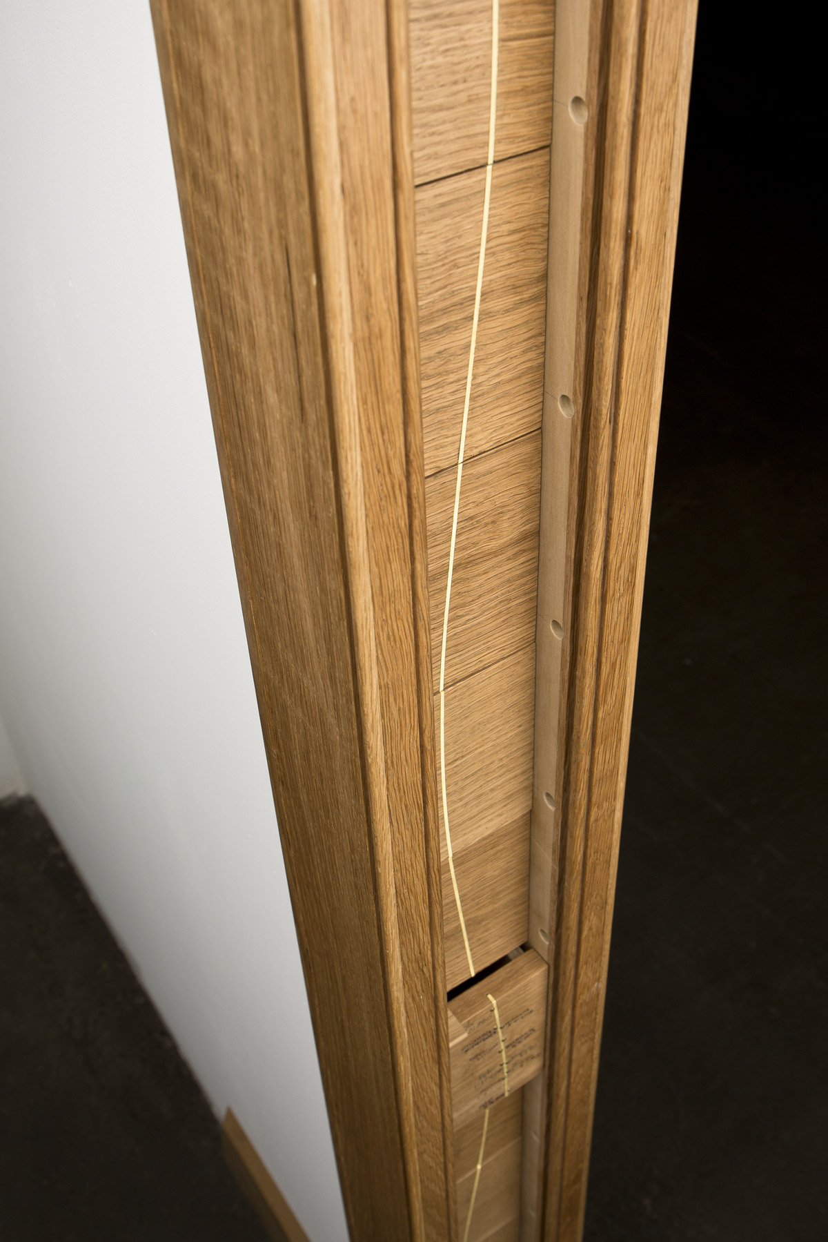 wall chest drawers hidden