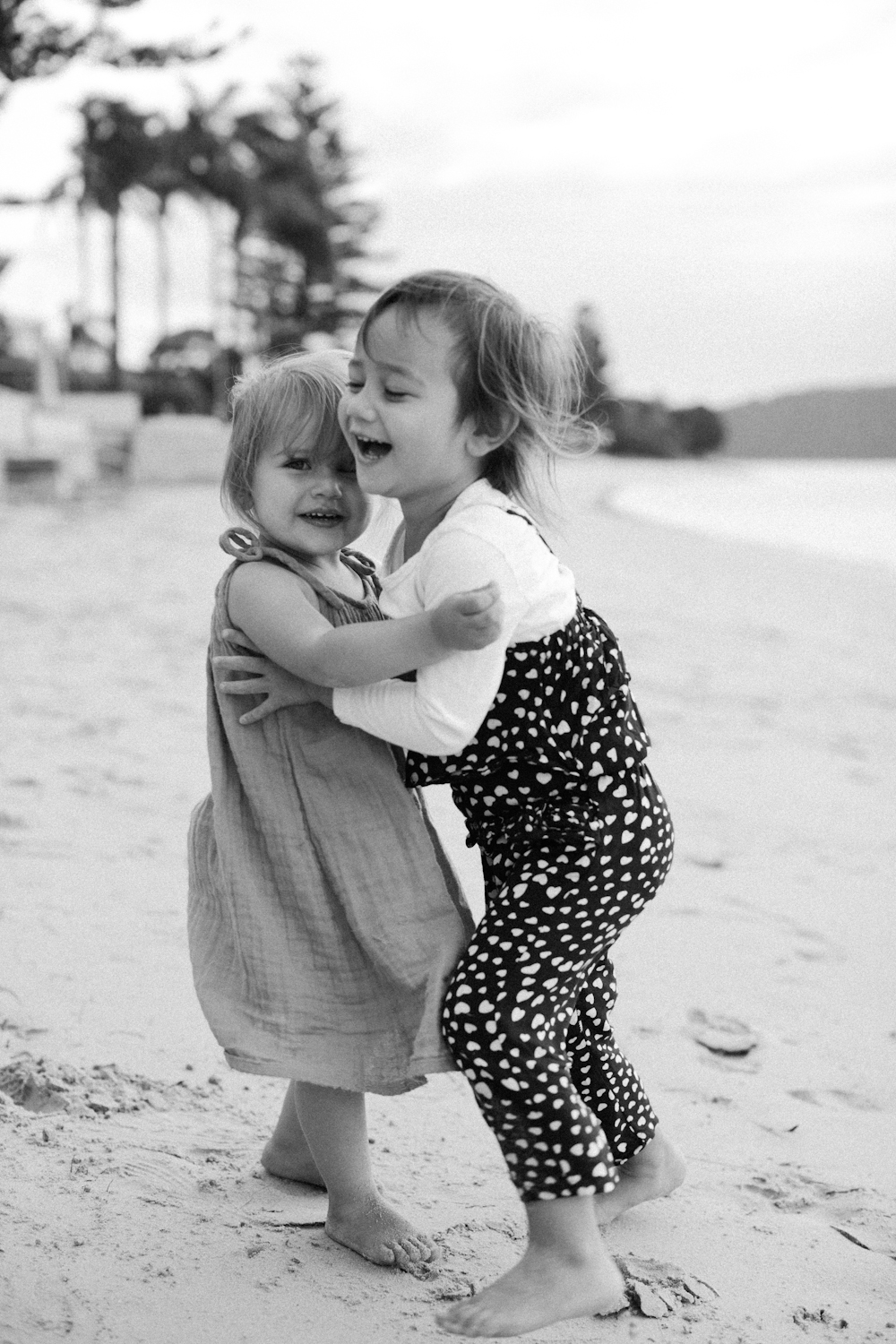 Fun children's photography, by Northern Beaches Family Photographer, Kylie Mills.