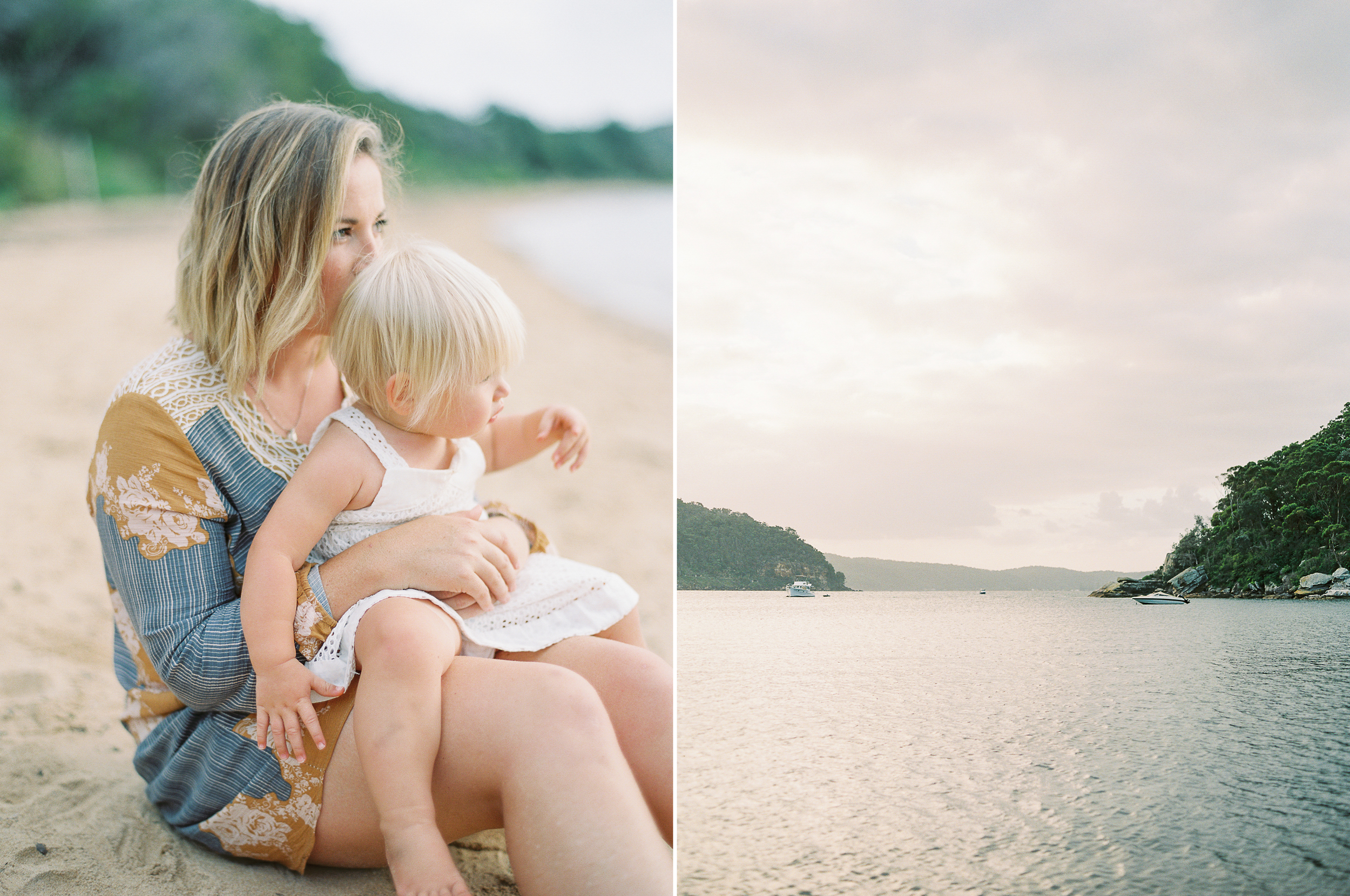 Motherhood Session on Film by Northern Beaches Family Photographer, Kylie Mills Photography