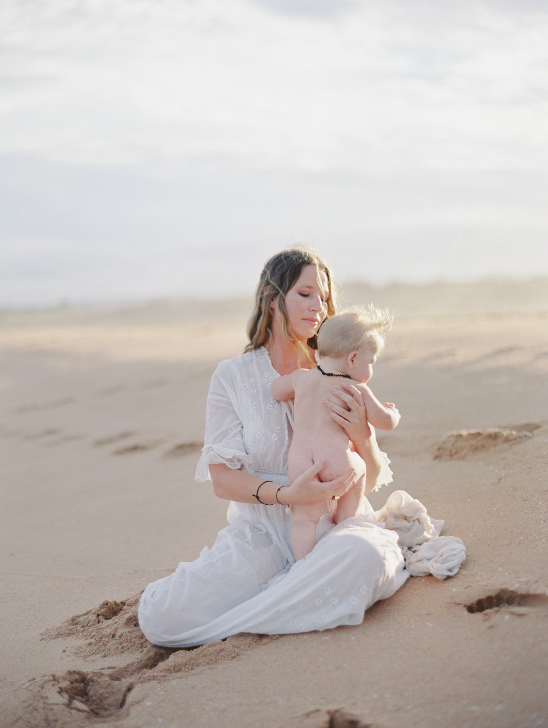 Motherhood Session on Film by Sydney Family Photographer Kylie Mills