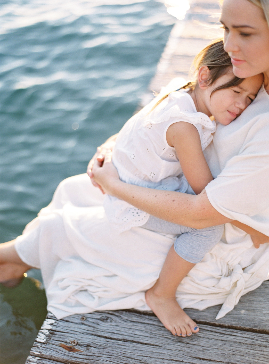 Mother and Daughter Session by Kylie Mills Photography