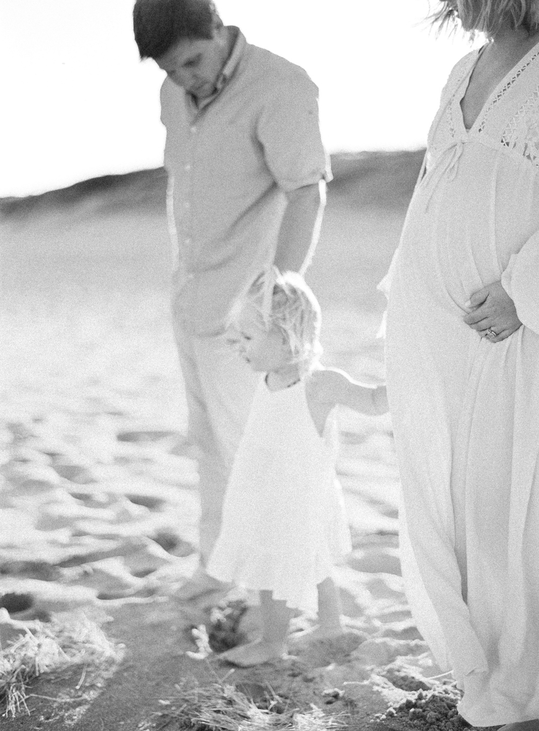 Coastal Family Session on Film. Sydney and NSW Central Coast Family Photographer, Kylie Mills Photography