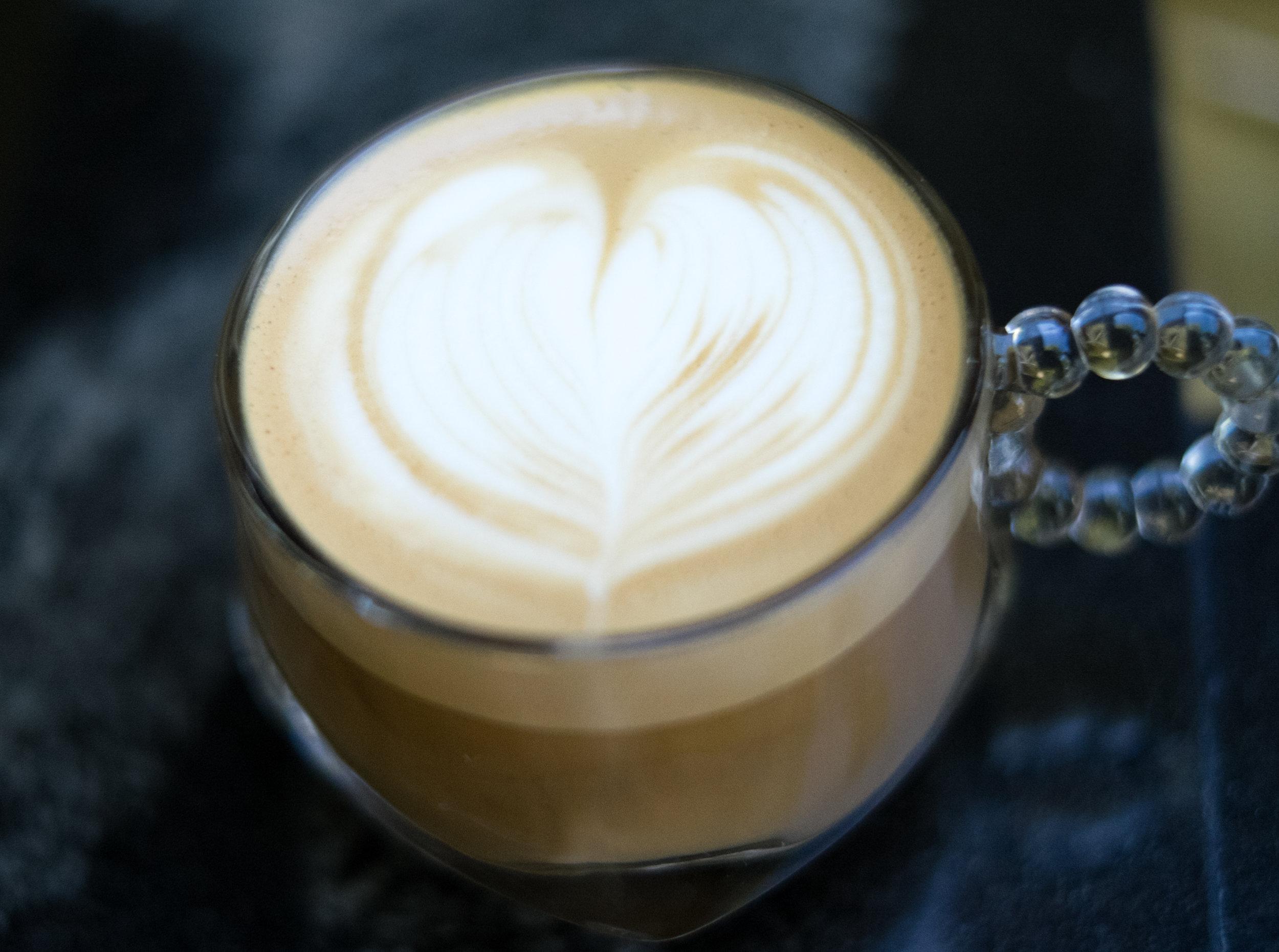 Cafe de Ollo Cortado