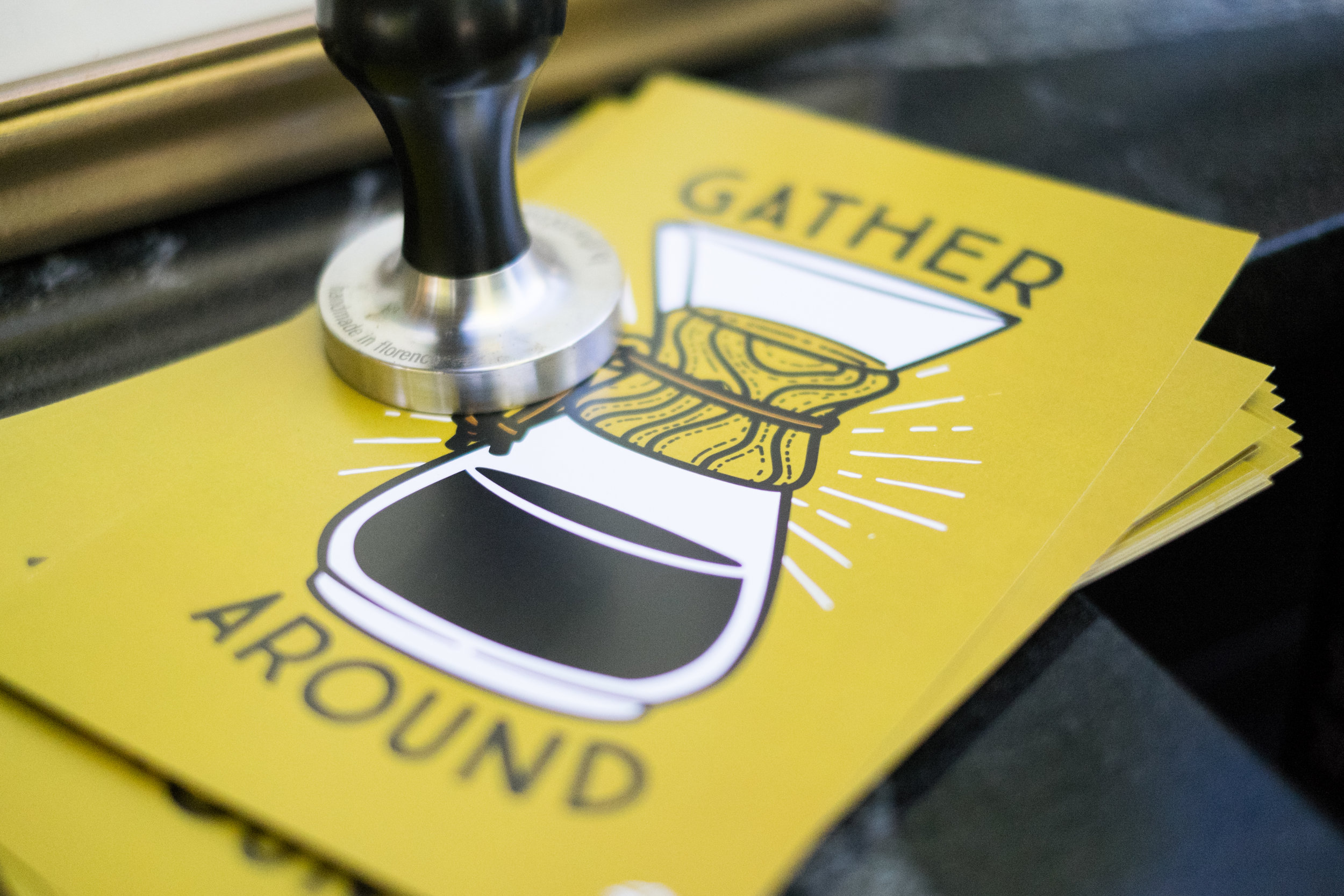 Gather Around with Valor Coffee
