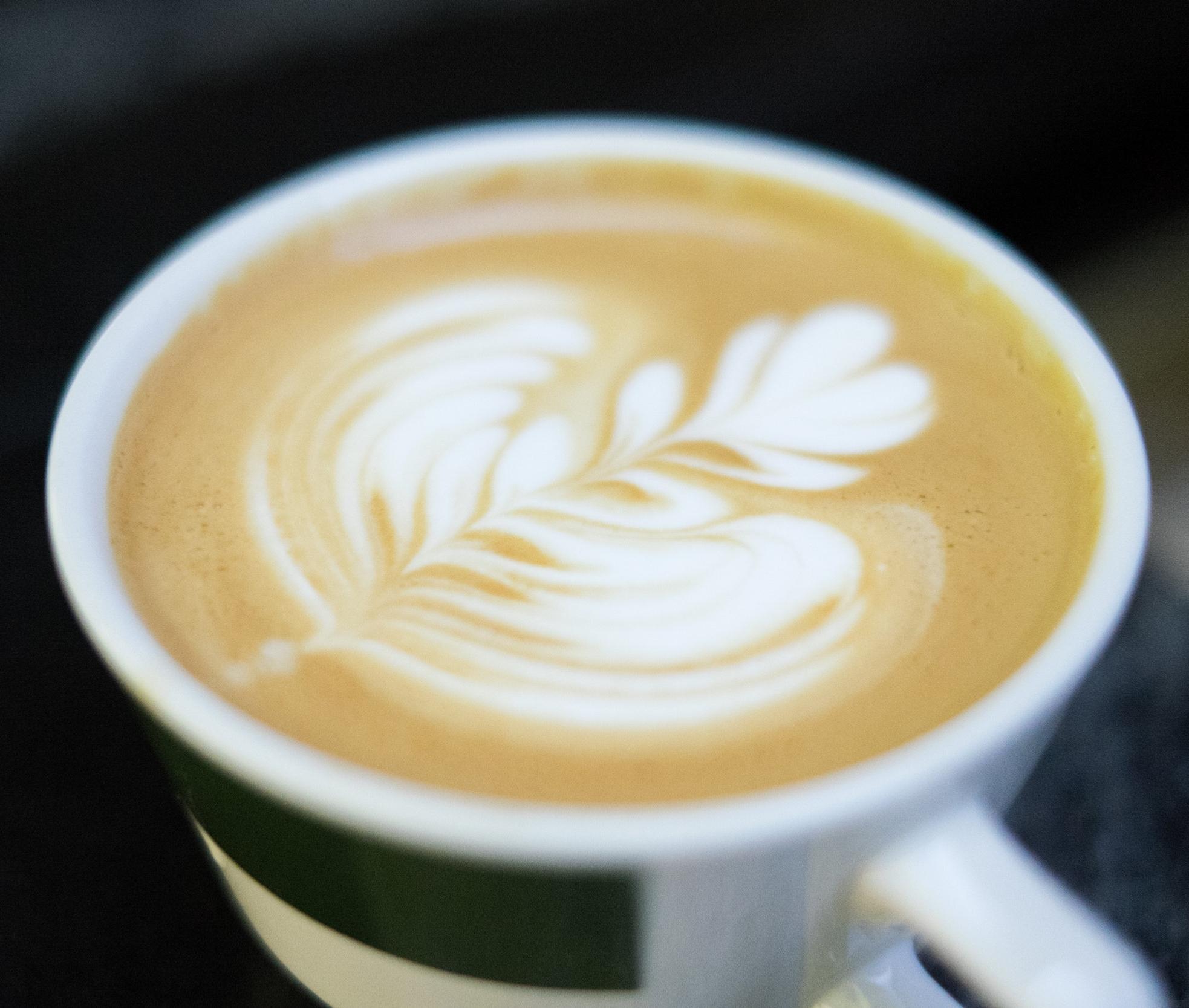 Signature Drink - Cafe de Ollo Cortado