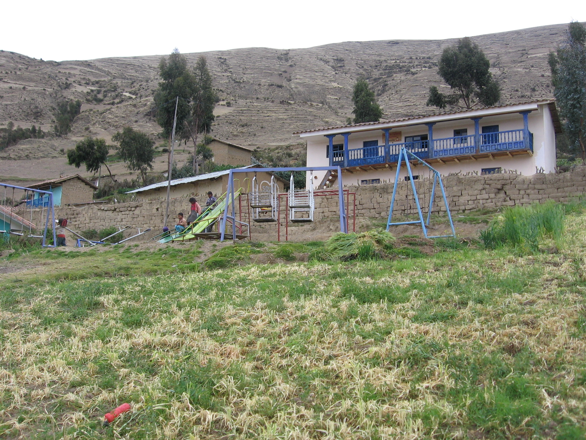 $2,500 USD to build a playground
