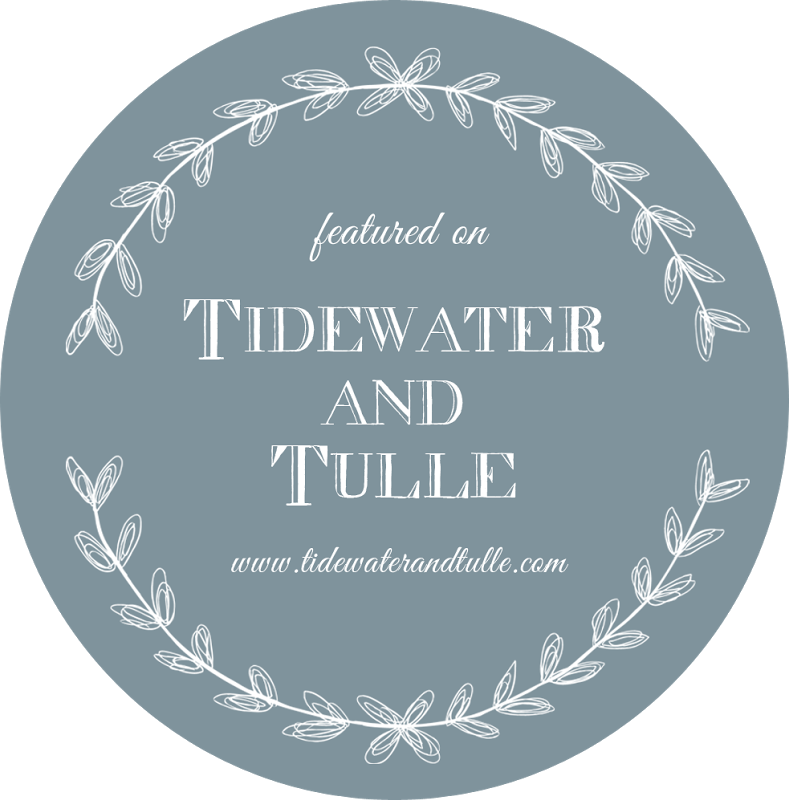 Featured Vendor on Tidewater and Tulle