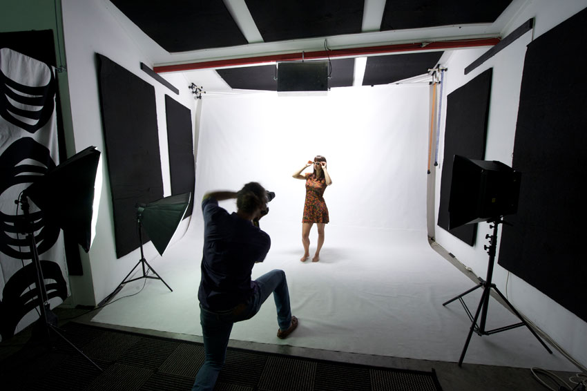 White screen for photography in Newcastle Sawtooth Studios Burst Media Studios 2.jpg
