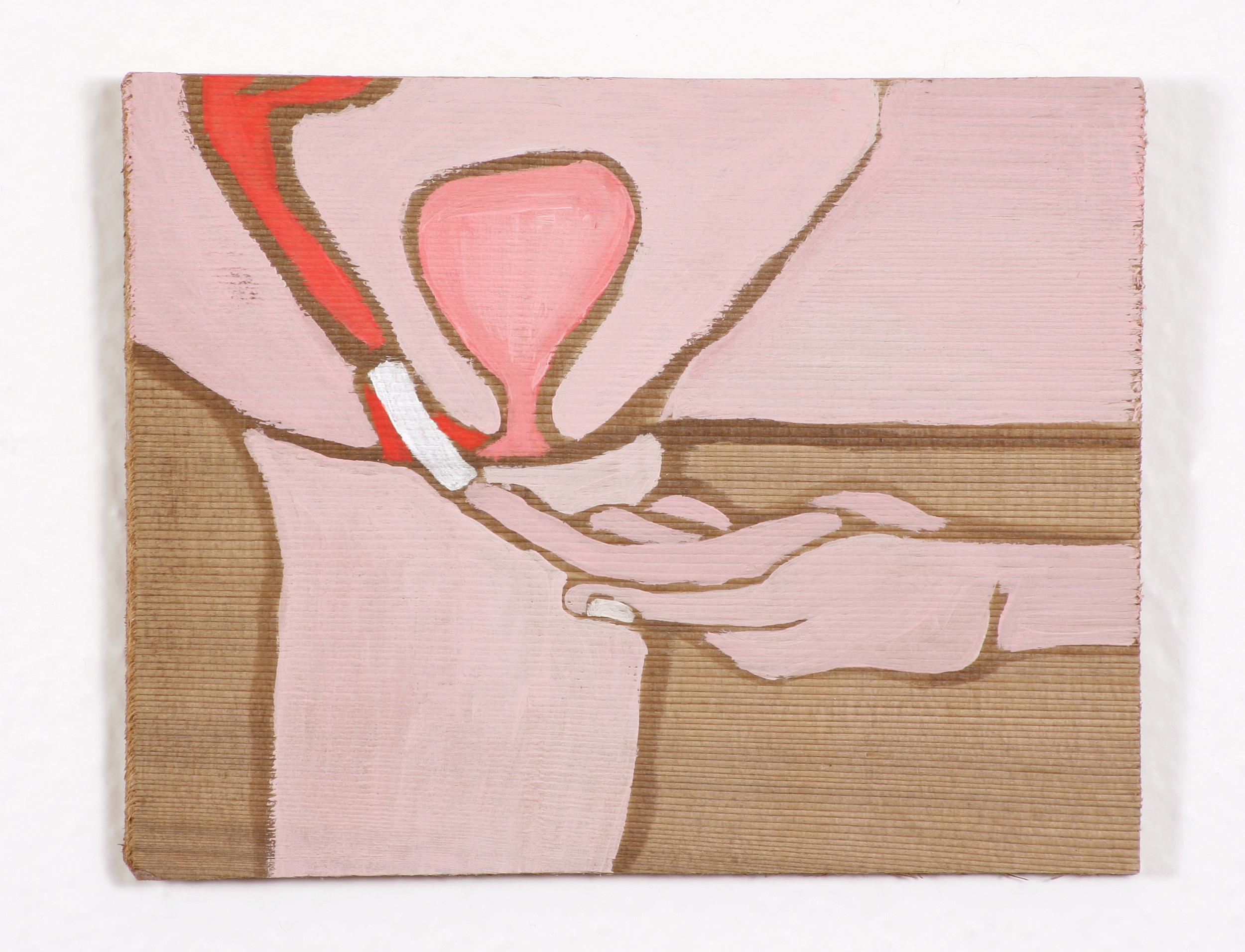 O.B. tampons illustration