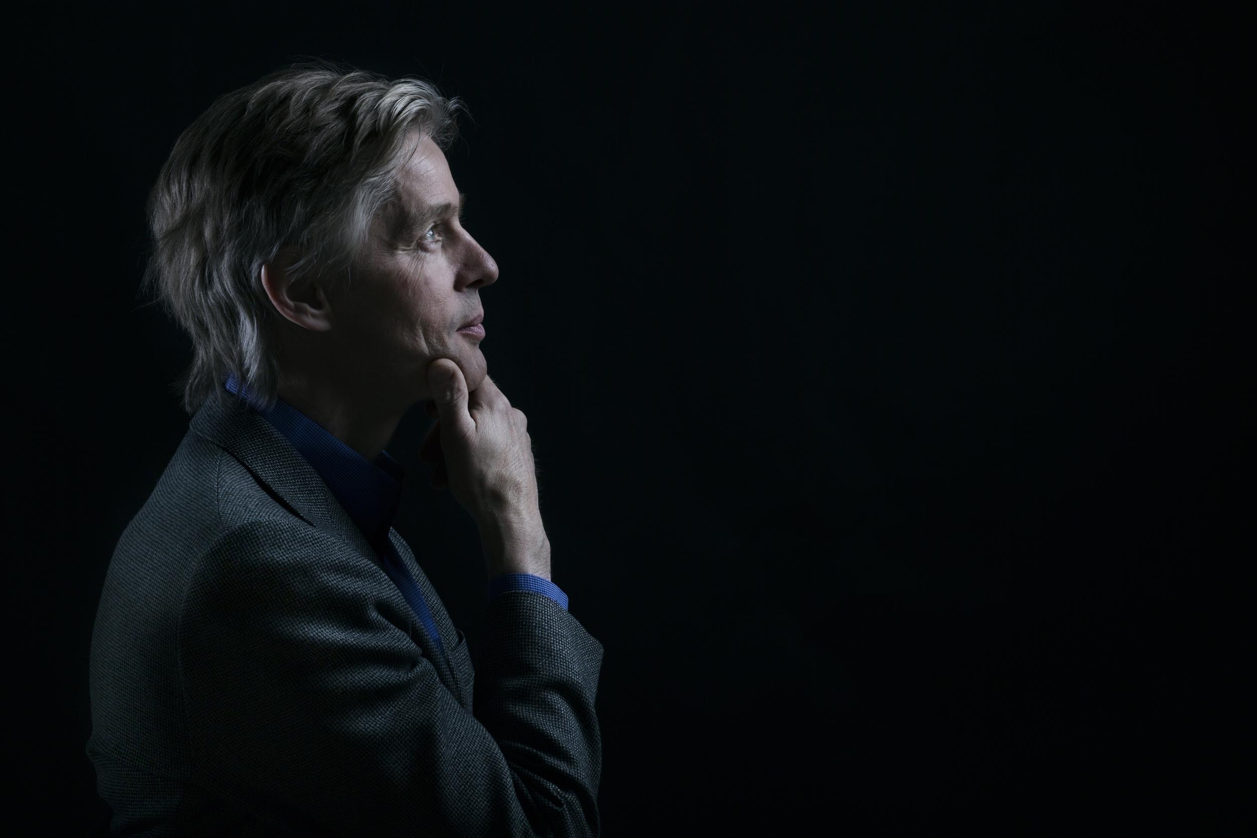 Portrait of dean Ingmar Björkman