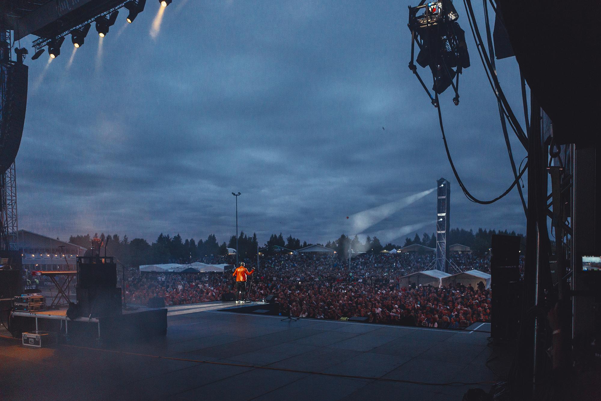 Seal mainstage