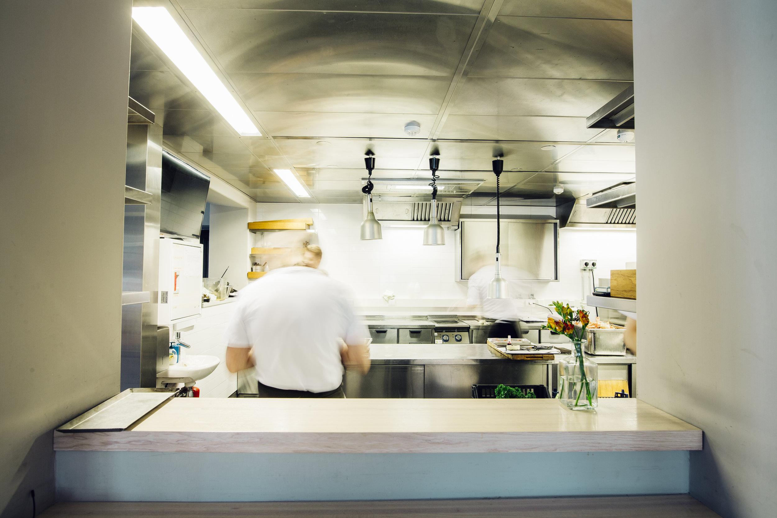 Restaurant Olo interrior