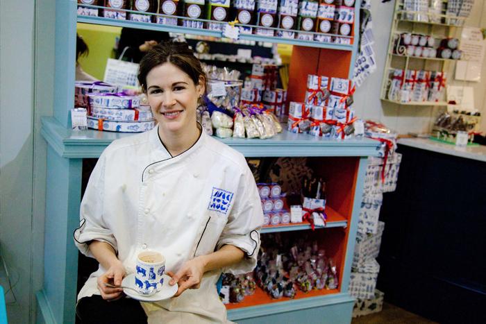 Annamarie, chocolatier extraordinaire