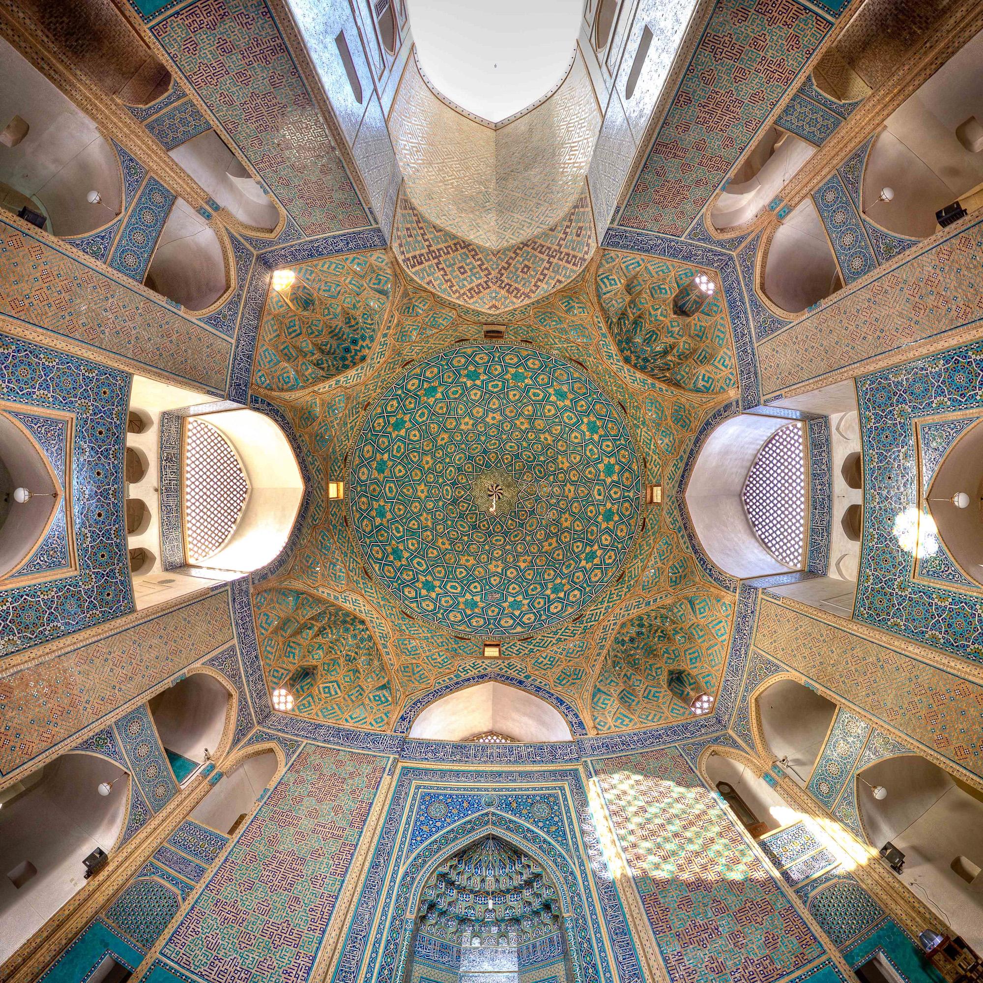 Jameh-mosque-located in Yazd.jpg