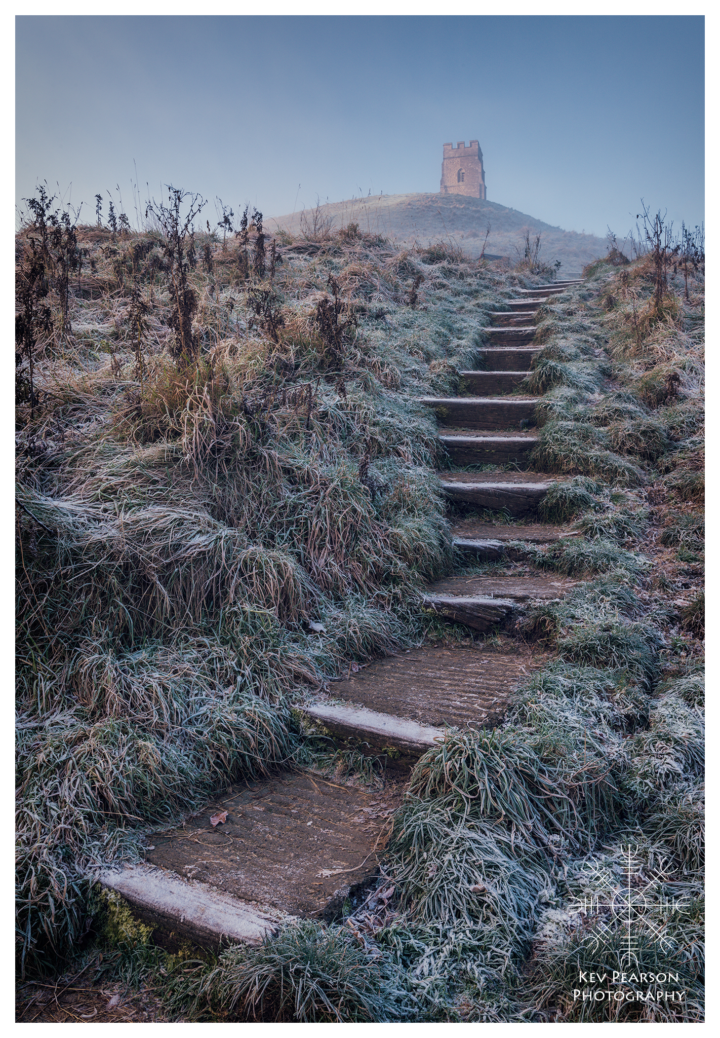 Wintry Path -